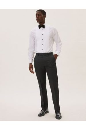 Marks & Spencer Big & Tall Regular Fit Trousers