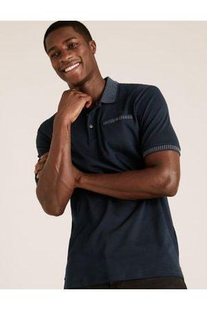 Marks & Spencer Pure Cotton Polo Shirt