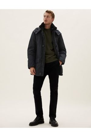 Marks & Spencer Down & Feather Parka Jacket with Stormwear™
