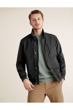 Marks & Spencer Fleece Lined Bomber Jacket with Stormwear™