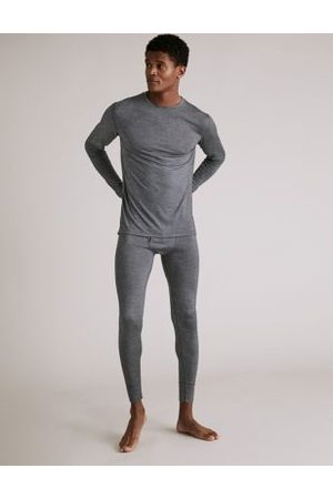 Autograph Light Warmth Wool Thermal Long Johns