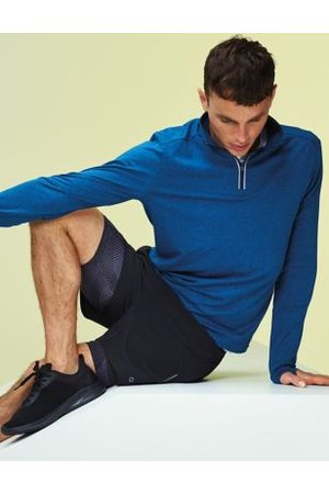 GOODMOVE Stretch 2-in-1 Layered Training Shorts