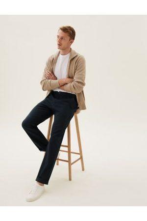 Marks & Spencer Regular Fit Stretch Chinos