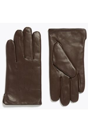 Marks & Spencer Leather Gloves with Thermowarmth™