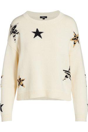Rails Perci Star-Knit Sweater