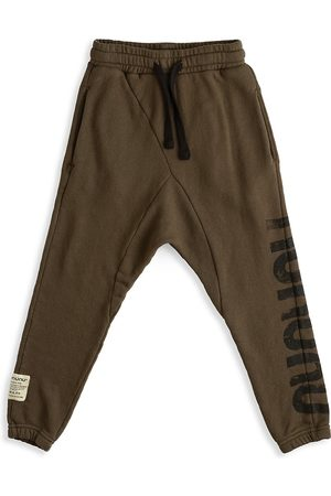 Nununu Little Boy's & Boy's Baggy Drop-Crotch Sweatpants