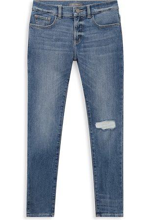 DL1961 DL1961 Premium Denim Boy's Zane Distressed Skinny Jeans