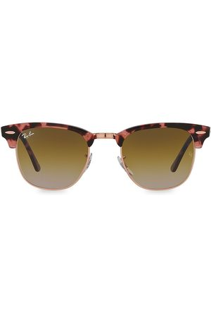 Ray-Ban RB3016 51MM Clubmaster Sunglasses