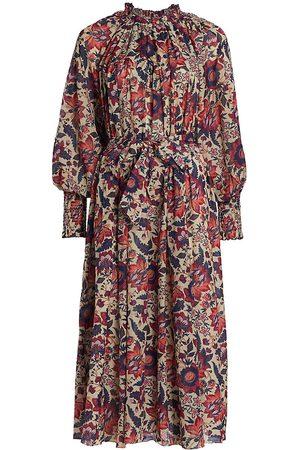CHUFY Memories Of Romania Crina Maxi-Dress