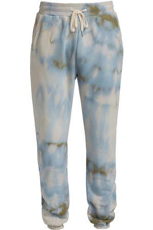 JOHN ELLIOTT Tie-Dye Drawstring Jogger Sweatpants