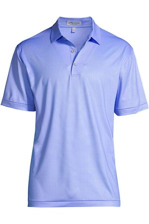 Peter Millar Light Performance Jersey Polo Shirt