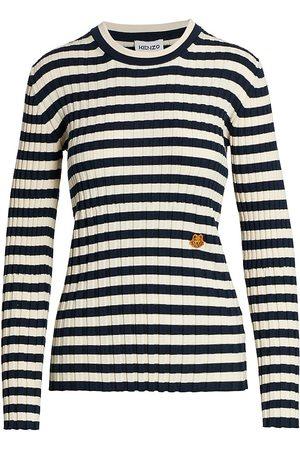 Kenzo Striped Tunic Sweater