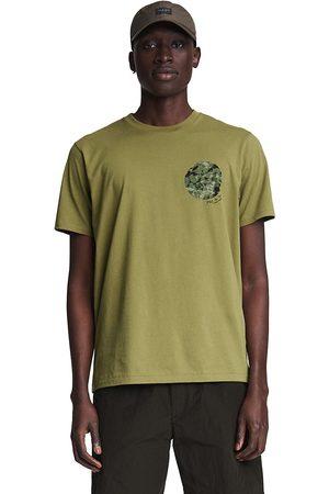 RAG&BONE Floral Camouflage T-Shirt