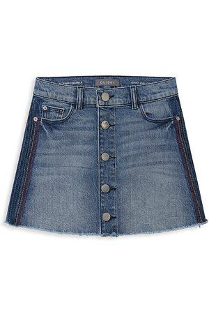 DL1961 Girls Mini Skirts - DL1961 Premium Denim Girl's Jenny Denim Mini Skirt