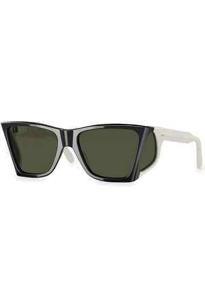 Persol X JW Anderson 57MM Cat Eye Colorblock Sunglasses