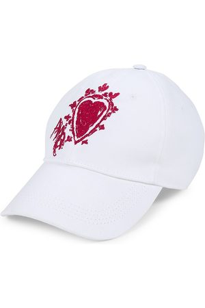 Alexander McQueen Mystic Heart Baseball Cap