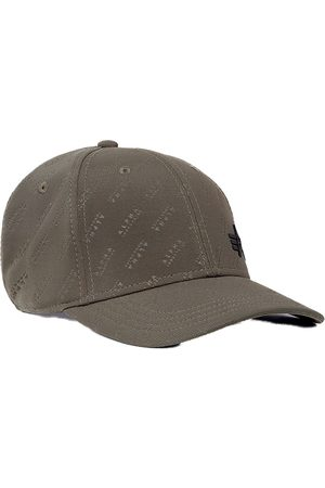 Alpha Industries Embossed Cap One Size Army