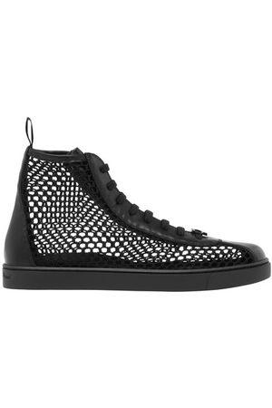 Gianvito Rossi Women Sneakers - Helena Hight Top sneakers
