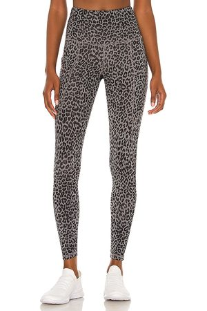 STRUT-THIS Remi Ankle Legging in Grey.