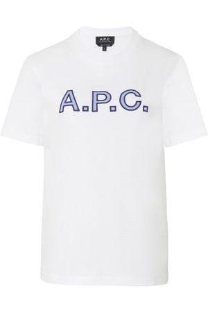 A.p.c. Women Short Sleeve - Rita t-shirt