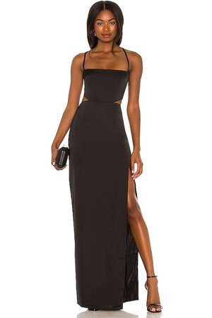 Nookie Stella Cut Out Gown in .