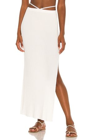 DEVON WINDSOR Women Midi Skirts - Sage Skirt in .