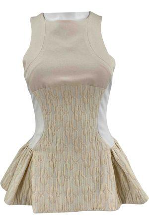 DAVID KOMA Wool blouse