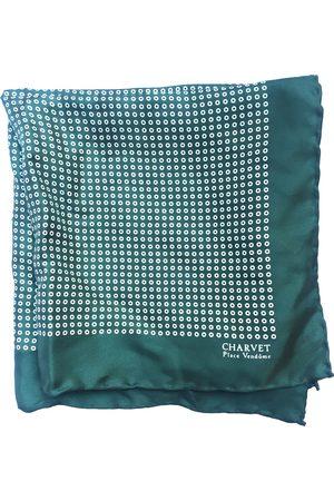 Charvet Silk scarf & pocket square