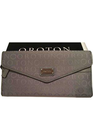 Oroton Cloth wallet