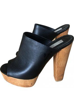 Stella McCartney Leather mules & clogs