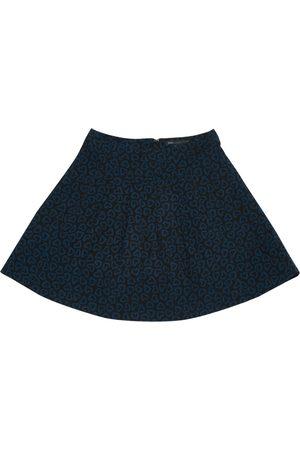 Marc Jacobs Wool mini skirt