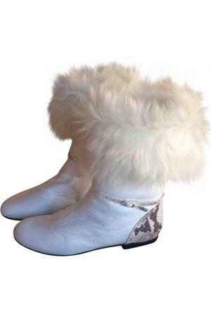 Giuseppe Zanotti Leather snow boots