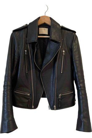 DION LEE Leather jacket
