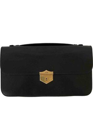 Alexander McQueen Leather clutch bag