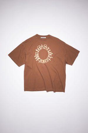 Acne Studios Men T-shirts - FN-MN-TSHI000332 Cotton logo t-shirt