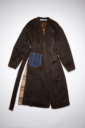 Acne Studios FN-WN-OUTW000490 Collarless coat
