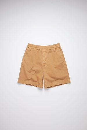 Acne Studios FN-MN-SHOR000084 Cotton twill shorts