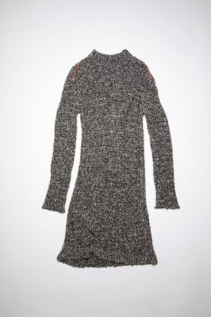 Acne Studios FN-WN-DRES000640 /white Open-knit dress