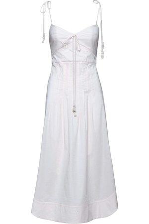 JOHANNA ORTIZ Aromatic Essence Midi Dress
