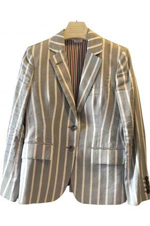 Thom Browne Linen blazer