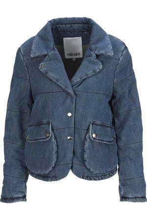 Kenzo Quilted denim jacket