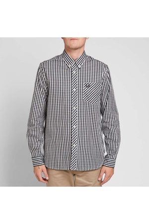 Fred Perry Reissues Gingham Shirt