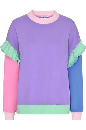 OLIVIA RUBIN Bridget Colourblock Sweatshirt