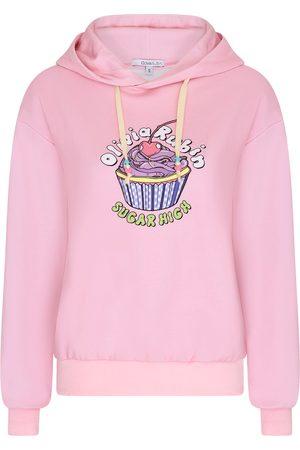 OLIVIA RUBIN Laurel Hooded Sweatshirt