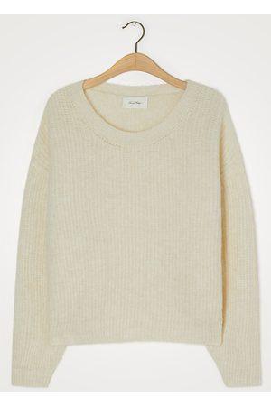 American Vintage East Pearl Chine Knit