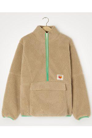 American Vintage Hoktown Half Zip Sweater