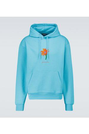 Jacquemus Le Sweatshirt Pistoun hooded sweatshirt