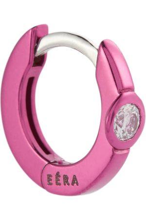 EÉRA Mini 18kt gold single earring with diamond