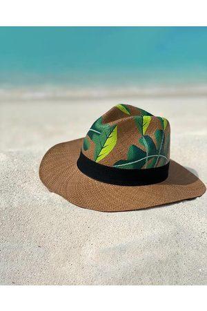 Nadia C Banana Leaf Panama Hat