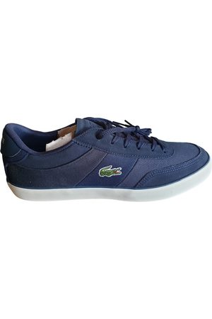 Lacoste Cloth low trainers